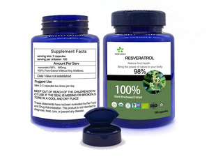 Image 3 - טבעי Resveratrol 100 pcs/בקבוק 100% Polygonum cuspidatum תמצית אבקה