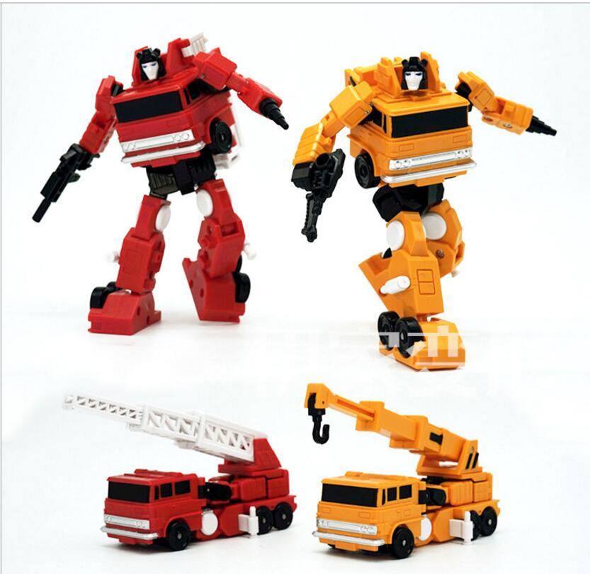 Deformation Transformation Grapple MP35 MP-35 Inferno MP33 MP-33 PP-03 PP03 PAPA Pocket War KO Action Figure Robot Toys цена