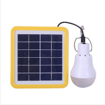 1.5W 150LM Portable Solar Energy Lamp