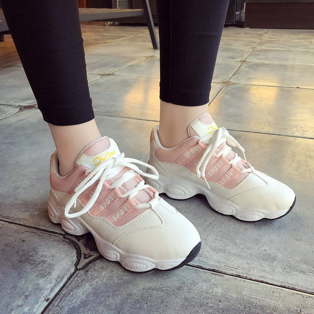 DUDELI Women Running Shoes Female Sport Women Sneakers Ladies Walking Shoes Summer Jogging Shoes Outdoor Zapatillas Mujer