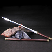 Long Quan famous swords personal arts crafts special gift home collectible sword carbon steel promotion sword