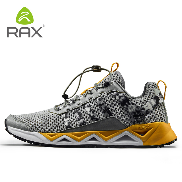 Rax New Trekking Shoes Mens Aqua Water Shoes Hiking Shoes Breathable Quick Drying Outdoor Sports Sneakers Walking Mountain Boots
