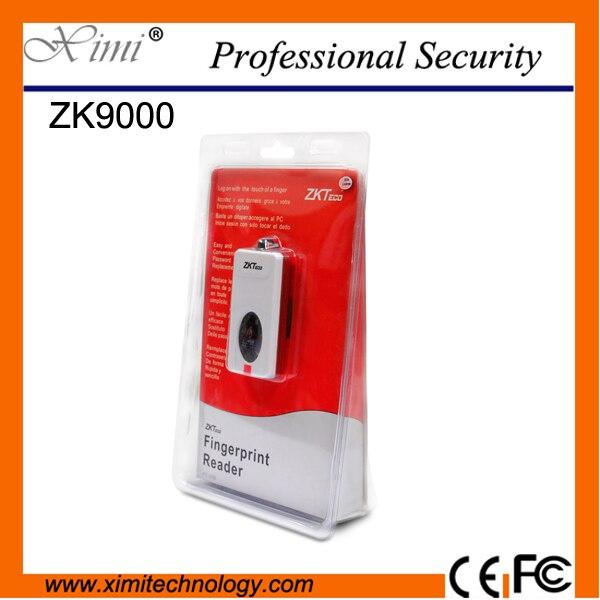 New arrived USB fingerprint scanner 512DPI fingerprint reader zk9000 2016 new dental x ray film reader viewer digitizer scanner usb 2 0 m 95 super cam new