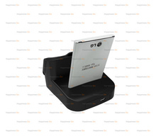 Cover-mate Dual Cradle Desktop Dock battery Charger for LG G3