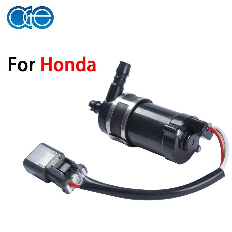 Acheter Rondelle Pompe Fit Pour Honda Accord/Civic/CR V/S2000 1999 2011 Pare Brise Windows Phare 76806 SNB S01 de honda washer pump fiable fournisseurs