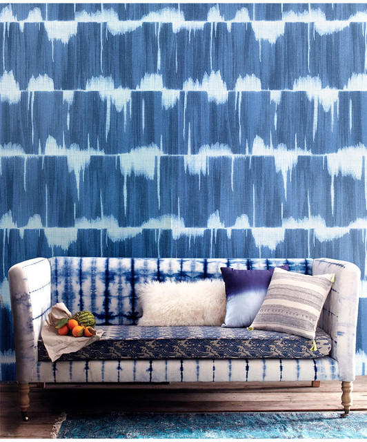Simple Stract Painting Wallpaper Waterproof Background for Living Room  Hotel PVC Vinyl Wall Paper Roll Wallcoverings 3f8dd9886dfc