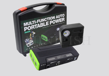 Emergency Portable Mini Car Jump Starter With Air Pump