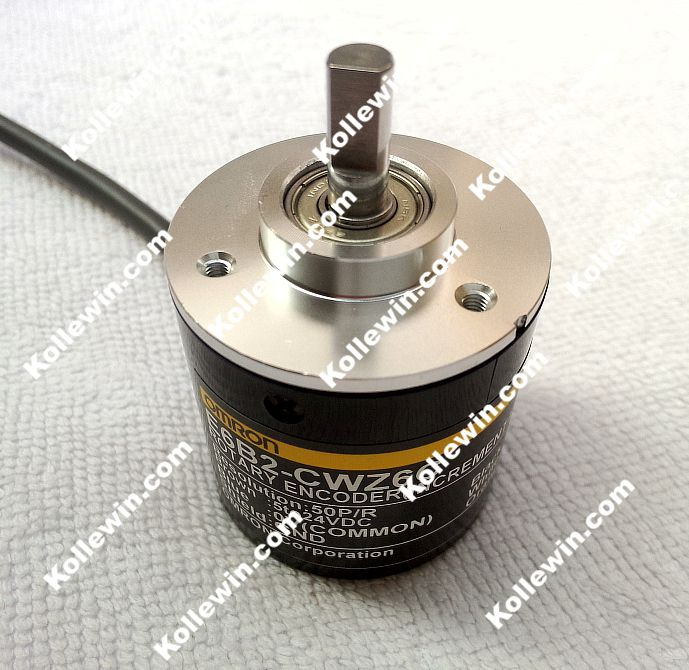 Free shipping encoder E6B2-CWZ6C 50P/R New e6a2 cs5c 50p r rotary encoder new e6a2cs5c 50p r 50pr compact size e6a2 cs5c