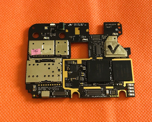 Image 2 - Utilizzato mainboard Originale 4G RAM + 32G ROM Scheda Madre per LeEco LeTV Le S3 X626 Helio X20 MTK6797 deca Nucleo Spedizione gratuita