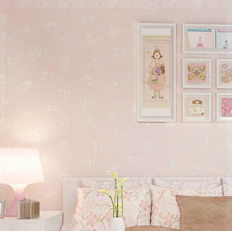 Como pintar habitacion bebe nia gallery of el nombre de for Papel para habitacion