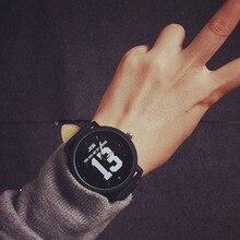 Любители relojes пары , кварцевые наручные качества спортивные высокого повседневная кожа