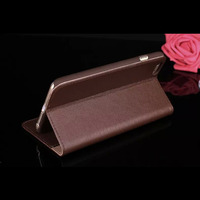 Case Fundas For IPhone 6 Plus 5 5 Inch Deluxe Lasherweave Genuine Leather Case For Apple