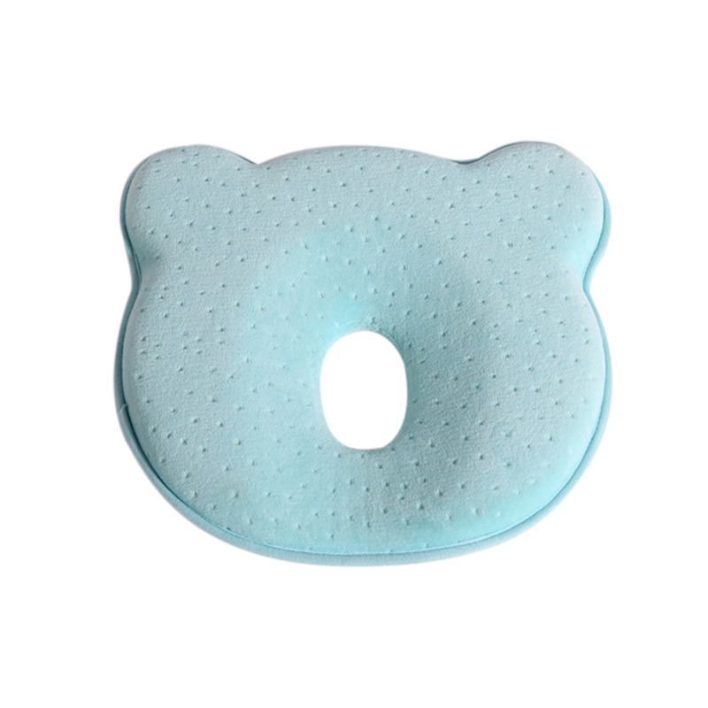 New Memory Foam Baby Pillows Breathable Baby Shaping Pillows To Prevent Flat Head Ergonomic Newborns Pillow Almofada Infantil