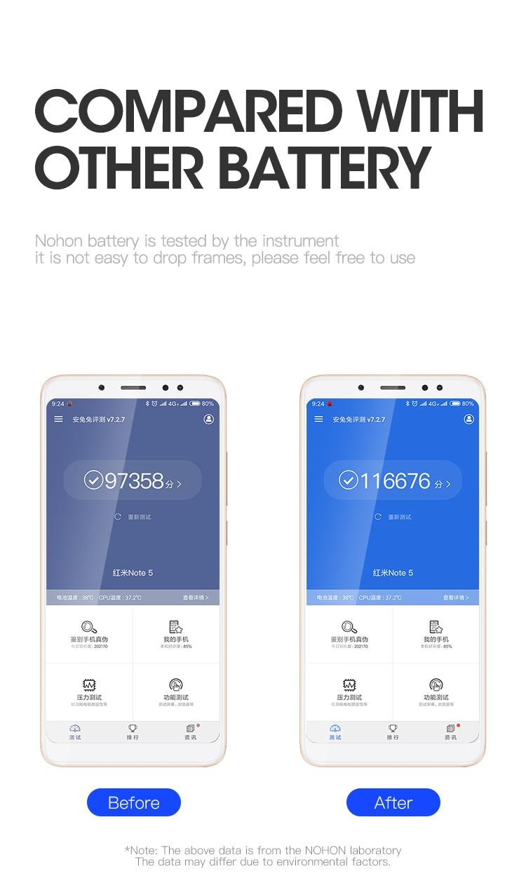 Battery For Xiaomi Redmi Note 5 (5)