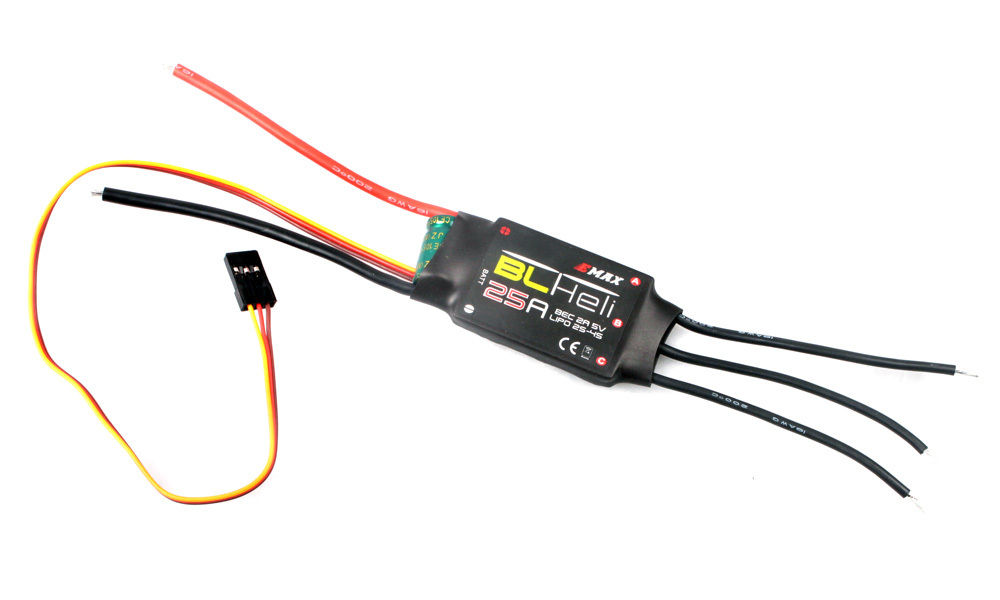 Emax BLHeli Series <font><b>25A</b></font> <font><b>ESC</b></font> Speed Controller 2A 5V BEC for RC Multicopters image