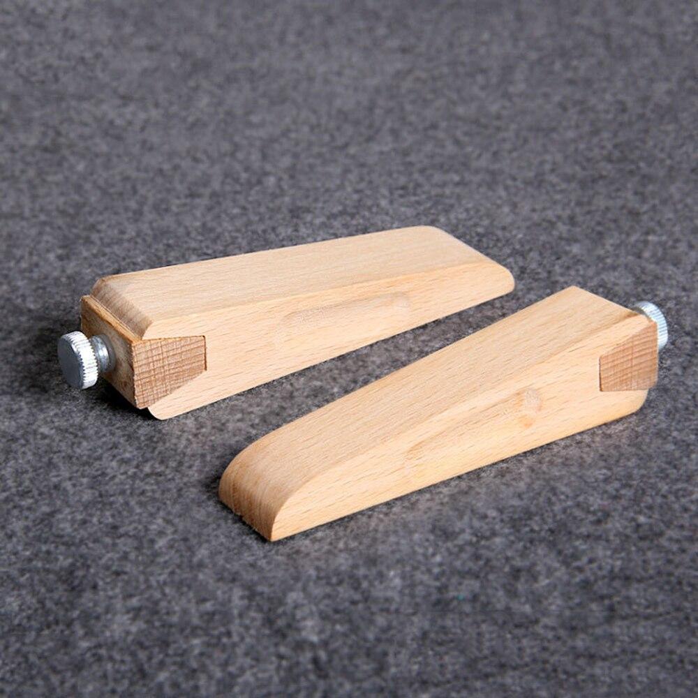 DIY Leather Craft Edge Treatment Polish Sand Paper Clip Wood Screw Up Hand + 9pcs Sand Paper