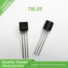 50pcs 78L05 L78L05  Voltage Regulators 5.0V 0.1A Positive TO-92 new original