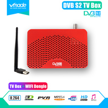 Global Digital Receptor TV Tuner DVB S2 Satellite Receiver IPTV M3u Wifi Youtube  1080P DVB-S2 Cccam Newcam Vu Biss Key FTA