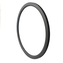 Clincher & Tubeless Bicycle Rim Carbon + Basalt Brake Material Bike Wheels Front 20 Holes and Rear 24 Holes Good Quality Cycle