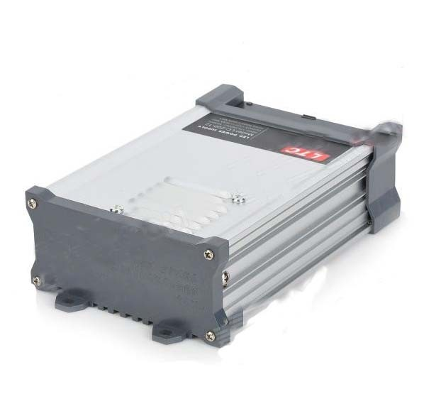 ФОТО LED Power Supply LTC LC-12-200W 175-240V TO12V 16.6AEnergy Efficient Rain-proof Switching- Silver