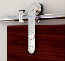 Dimon personalizado sus 304 porta deslizante de madeira ferragem porta deslizante estilo américa ferragem porta deslizante DM-SDS 7103
