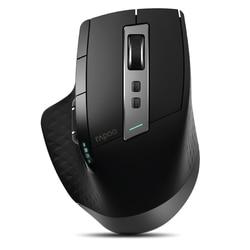 Rapoo MT750S Sạc Đa Chế Độ Không Dây Chuyển Đổi Giữa Bluetooth & 2.4G Cho 4 Thiết Bị Kết Nối Trong chuột Từ Máy Tính/Máy Tính Bảng