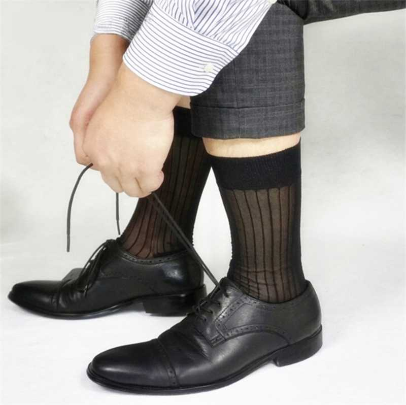Men Formal Dress Suits Hose Stockings