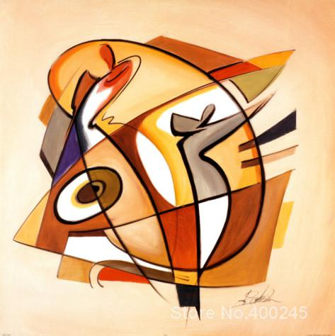 Abstract paintings hot and sassy i Canvas art reproduction High quality Hand paintedAbstract paintings hot and sassy i Canvas art reproduction High quality Hand painted