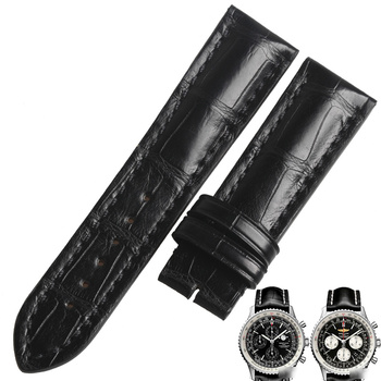 ремешок для часов аллигатор | WENTULA Ремешки для наручных часов из кожи аллигатора/крокодиловой кожи