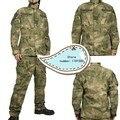 EUA BDU Militar Combate Treinamento Uniforme de Camuflagem Do Exército Casaco com Calças ATACS FG