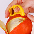 Freeshipping Orange Peelers Zesters Opener practical Lemon Fruit Slicer Fruit Stripper Opener Fruit & Vegetable Cooking Tools