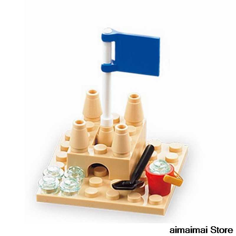 Piezas Legoing MOC, accesorios, partículas, bloques de construcción, ladrillos iluminados, Juguetes DIY, MOC de ciudad, regalos de cumpleaños y Navidad