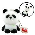 Bearcat dos desenhos animados pen drive 4 gb 8 gb 16 gb 32 gb 64 gb usb flash drive panda animal presente pendrive flash memory stick livre grátis
