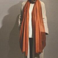 100% козья кашемир женская мода Атлас зерна шарфы шали пашмины 100x200 см небольшой кисточкой Розничная mix Оптовый
