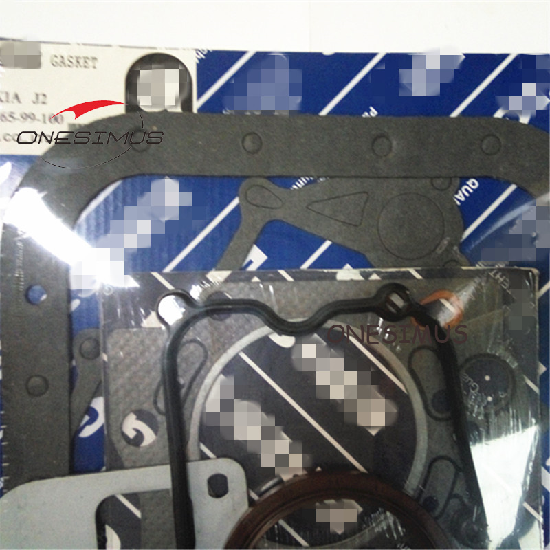 High quality OEM 0K65 99 100 Engine Full head gasket set for Kia J2
