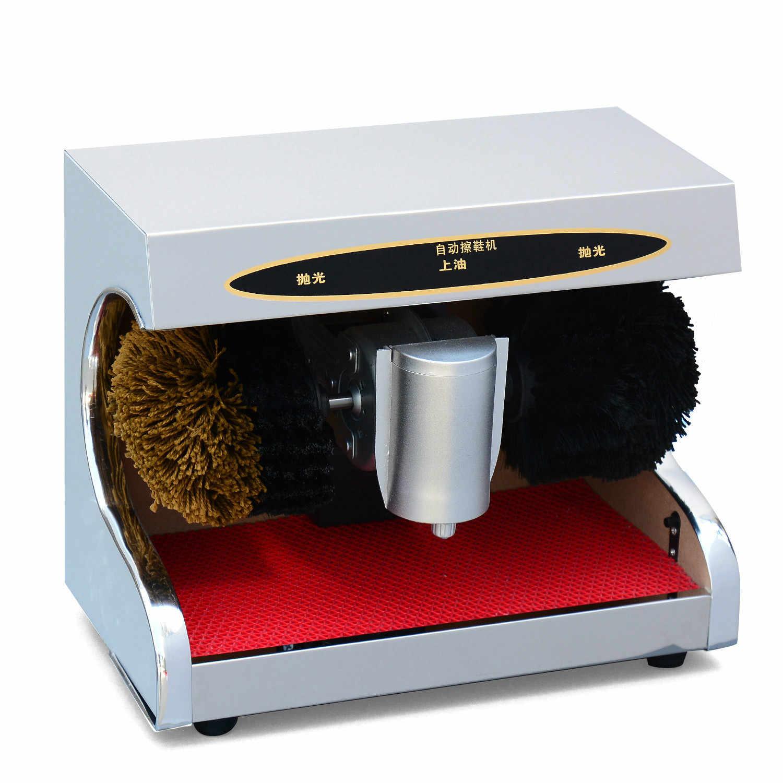 Новое оборудование для полировки обуви для бытовой электрической техники машина уход за обувью в stoo Новинка