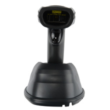 Swiftautoid SA RF3100 1D Laser Handheld 433MHz Wireless Barcode Scanner Support 300meters Data Transfer Distance