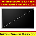 "High quality 15.6"" Laptop LCD Screen For HP ProBook 4530s 4535s 4540s 4545s LED Display Matrix WXGA HD"