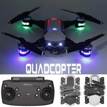Wifi FPV Foldable Drone with 200W HD Camera Altitude Hold Headless Control 6 Axis Gyro RC Quadcopter