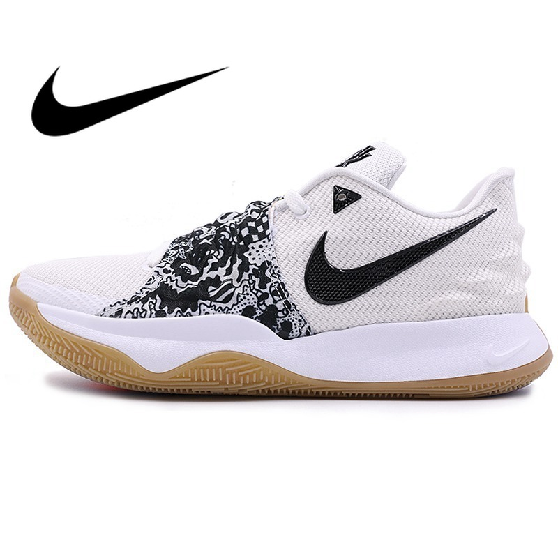 Original 2018 NIKE LOW EP Men's Basketball Shoes Sneakers Wear Resistant Low Cut Breathable Outdoor Sports Shoes for Men AO8980
