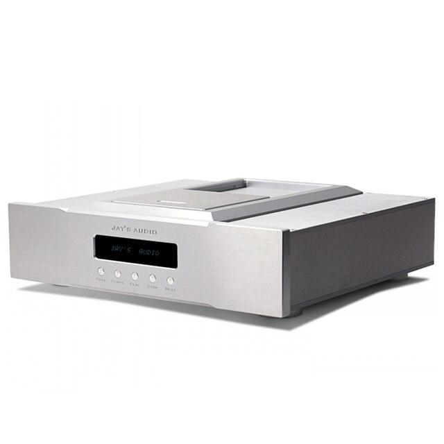 R-026 CDT2 Pure Digital Turntable HIFI CD Turntable CRYSTEK Oscillator CDM4 driver HDMI-I2S AES RCA BNC