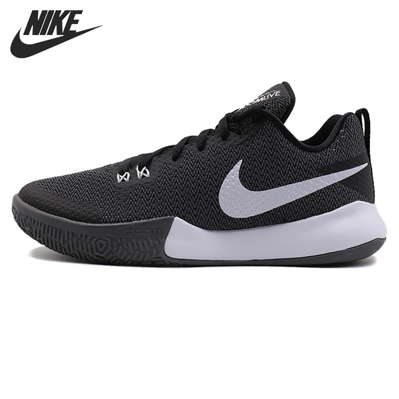 Original New Arrival 2018 NIKE ZOOM LIVE II EP Men's Basketball Shoes Sneakers