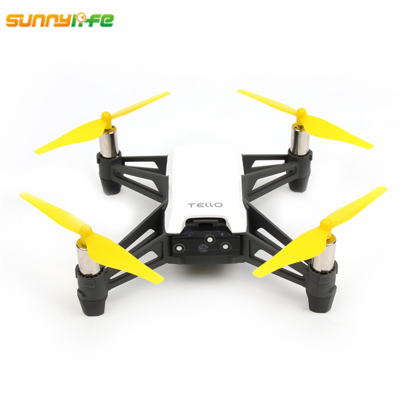 4Pcs Propellers Protector Guard Quick Release for DJI TELLO 4-Axis Copter