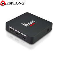 2016 KM8 PRO Android 6 0 TV Box Amlogic S912 Octa Core 2GB 16GB 2 4G