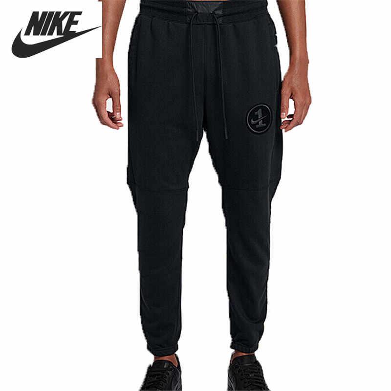 Original New Arrival Nike Air Force 1 Men S Knitted Pants Sportswear Running Pants Aliexpress