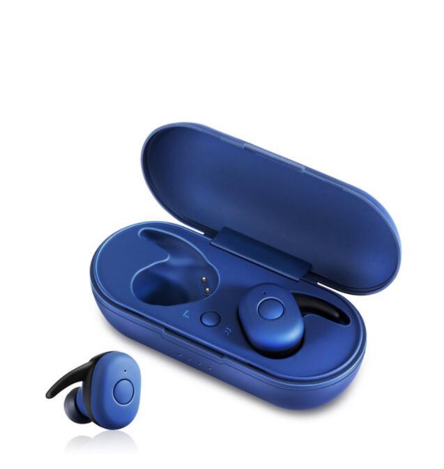 DT-1 TWS sans fil Mini Bluetooth écouteur pour Xiaomi Huawei Mobile stéréo écouteurs Sport oreille téléphone avec micro Portable boîte de charge