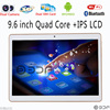 BDF New 9 6 Inch Original Built In 3G Phone Call Android Quad Core Android IPS