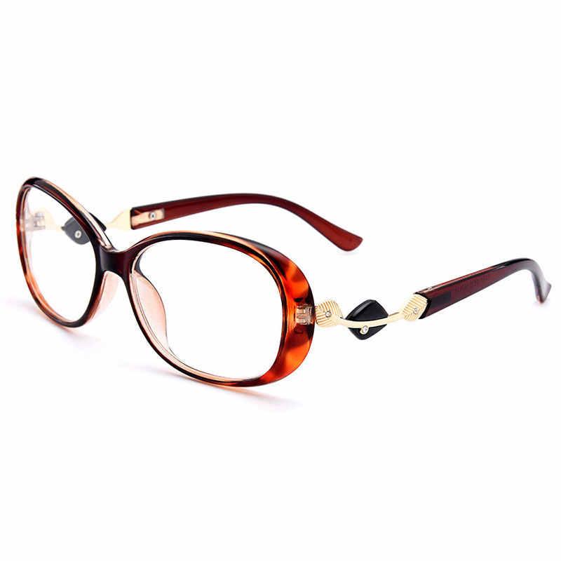 Gmei Optik Bergaya Urltra-Light TR90 Penuh Rim Wanita Optik Kacamata Bingkai Plastik Wanita Miopia Presbyopia Eyewears M1481