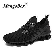 Large Size 39-46 Sport Shoes Men Running Shoes Brand 2018 Spring Summer Breathable Athletic Shoes For Walking Jogging Sneakers недорого