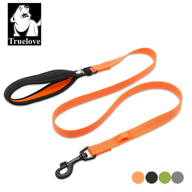 38c8c1aed3b US $13.33 34% OFF|Truelove nylon dog pet leashes lead running walking  reflective with Soft handle leash for dogs supplies dog dropshipping  stock-in ...